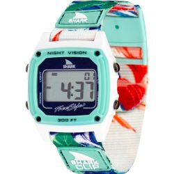 Freestyle Shark Classic Clip Water-Resistant Watch - Aloha Paradise Green