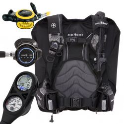 Aqua Lung Dimension Scuba Package