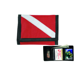 Dive Flag Wallet