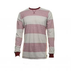 Quiksilver Maxed Out Snit Crew Long-sleeve Shirt (Men's)