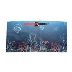 Divers Direct Coral Microfiber Large Towel