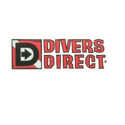 Divers Direct Mini Decal