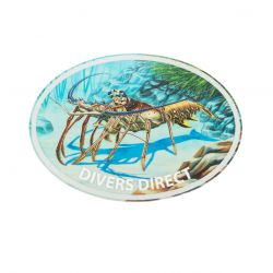 Florida Lobster Decal