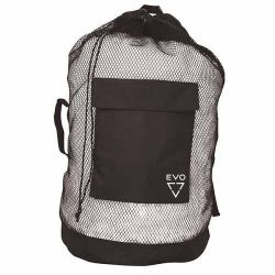 EVO Deluxe Mesh Backpack Dive Bag