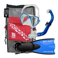EVO Snorkeling Gear Set Junior