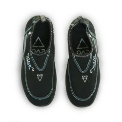 EVO Aquasock Water Shoes (Women's) - Black/Blue