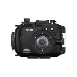 Fantasea FG9X Underwater Housing with Canon G9X Black Camera