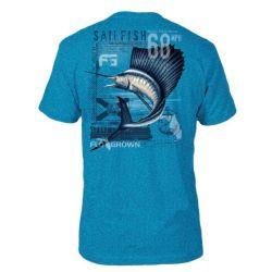 Flo Grown Sailfish T-Shirt - Fastest Fish in the Sea