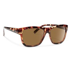 Forecast Optics Sunglasses Cid - Tortoise/ Brown