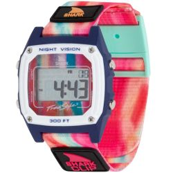 Freestyle Sage Erickson Shark Classic Clip Watch- Rainbow Sorbet