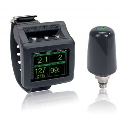 ScubaPro G2 Galileo Air-Integrated Wrist Dive Computer with Transmitter
