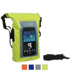 Geckobrands Waterproof Tote with Phone Compartment