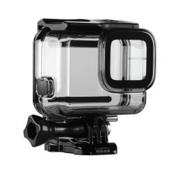GoPro HERO 7 White & Silver Underwater Housing