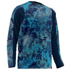 Huk Trophy Kryptek +30 UPF Long-Sleeve Sunshirt (Men's)