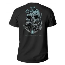 Hooked - Skull with Tentacles