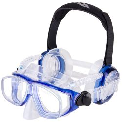 IST ProEar 4 Lens Dive Mask