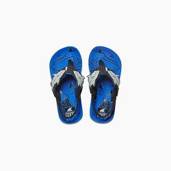 Reef Ahi Shark Sandals (Kids')