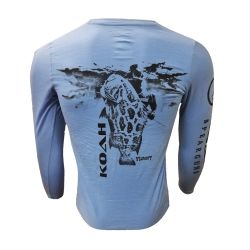 Koah Spearfishing X-DRI Performance Shirt - Grouper/Victory