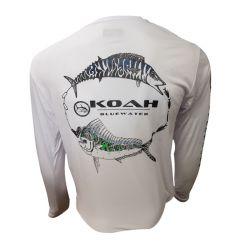 Koah Spearfishing X-DRI Performance Shirt - Wahoo/Mahi