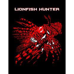 Hammerhead Tribal Lionfish T Shirt
