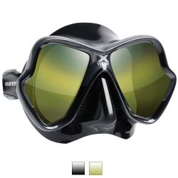 Mares X-Vision Ultra Mirrored Dual-Lens Dive Mask