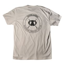 Speared Mask Icon T-shirt - White