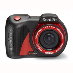 SeaLife Micro 2.0 WiFi 32GB Underwater Camera