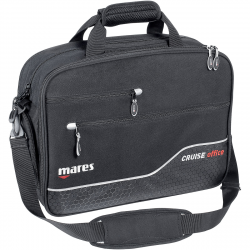 Mares Cruise Office Carry-On Briefcase Bag with Padded Laptop Pouch