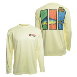Native Outfitters Mahi Tri-Panel +50 UPF Long-Sleeved Sunshirt (Men's)
