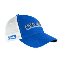 Pelagic Offshore Solid Adjustable Mesh-Back Cap