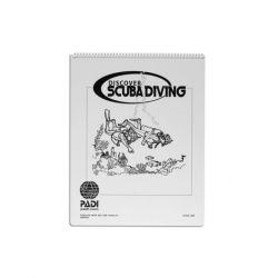 PADI Discover Scuba Diving Flip Chart