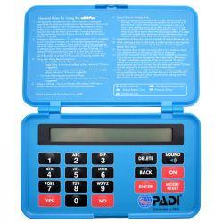 PADI Electronic Recreational Dive Planner (English)