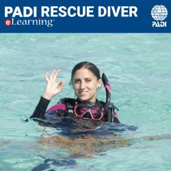 Rescue Diver eLearning Certification Pak