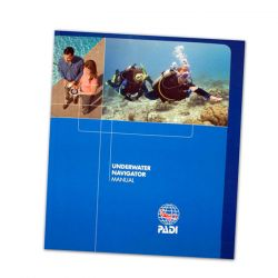 PADI Underwater Navigation Manual - English