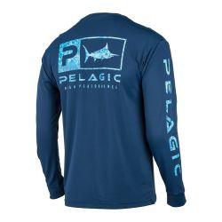 Pelagic Aquatek Icon Performance Fishing Shirt