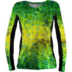 Pelagic Solar Pro Hex UPF 50+ Long-Sleeve Performance Top
