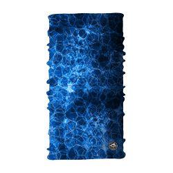 PELAGIC Sunshield UPF 30+ Face Protector - Hexed Blue