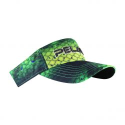 Pelagic Adjustable Velcro Performance Visor