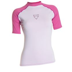 EVO UPF50+ Short-Sleeve Rashguard (Women's)