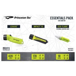 Princeton Tec Dive Light Essentials Pack