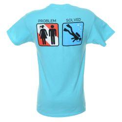 Problem Solved Dive T-Shirt