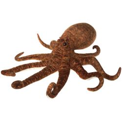 Innovative Scuba 33-in. Plush Giant Brown Octopus