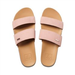 Reef Cushion Bounce Vista Suede Sandals