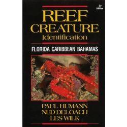 Humann Reef Creature ID Book - Scuba Diving Book