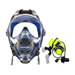 Ocean Reef G-Diver Full Face Mask with GSM