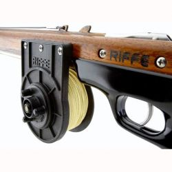 Vertical C.F.N. Speargun Reel Without Line