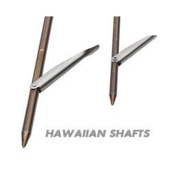 Riffe Speargun Shaft 50 X 9/32 Inches - 1 Inch Flopper