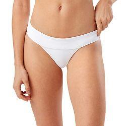 Speedo Ribbed Banded Bikini Bottom (Women's)