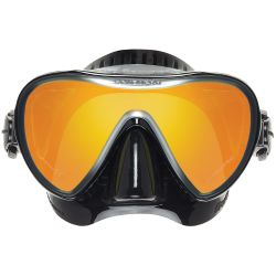 ScubaPro Synergy 2 Trufit Mirrored Single-Lens Dive Mask
