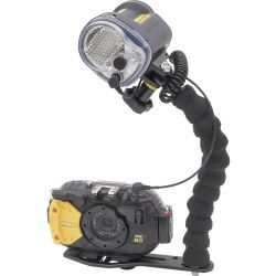 Sea & Sea DX-6G Underwater Camera, Housing & YS-03 Strobe Package